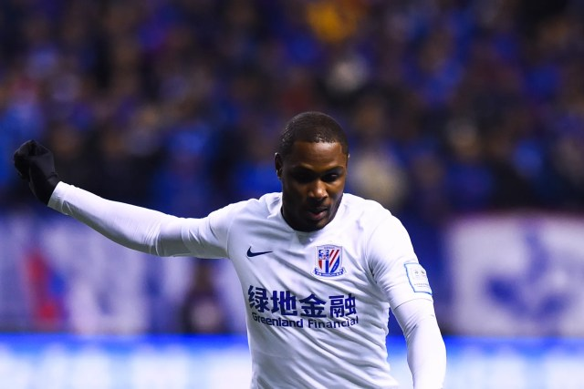 United sign striker Odion Ighalo on loan