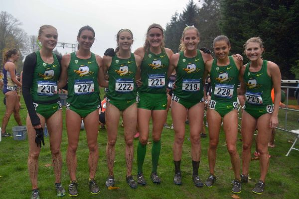 Oregon women's cross country team wins national ...