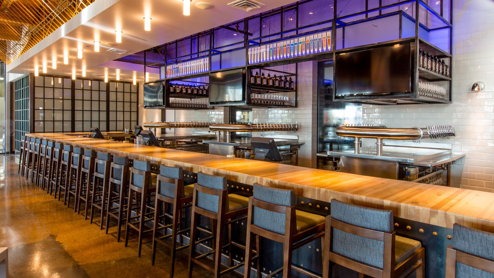 Ballast Points Jaw Dropping New Tasting Room Debuts In