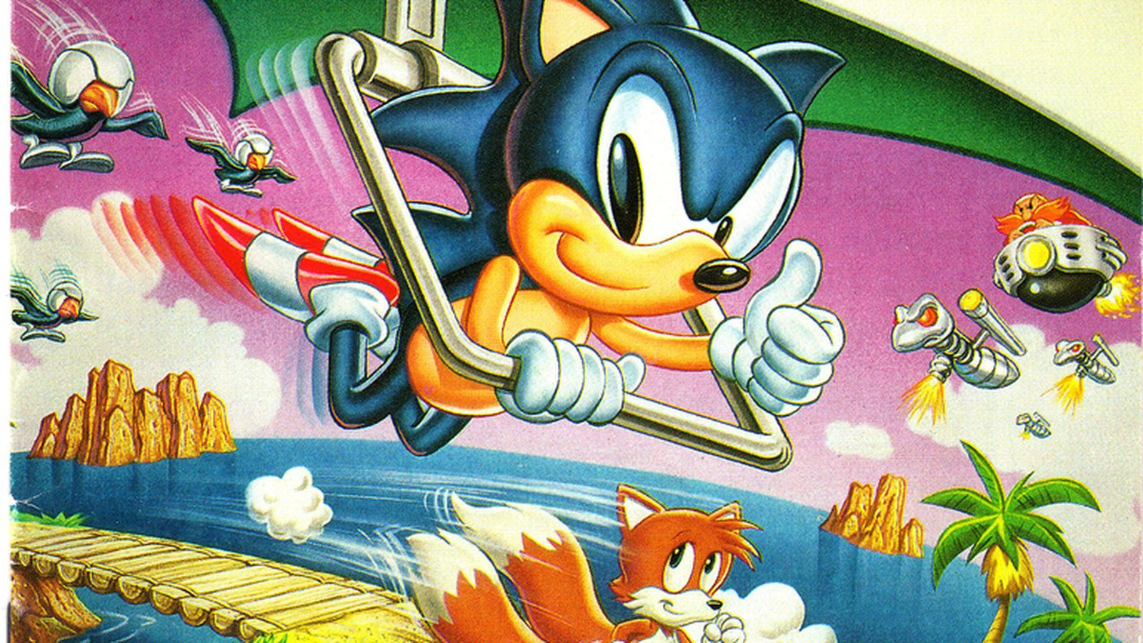 Sonic The Hedgehog 2 Sonic Labyrinth And Crystal Warriors