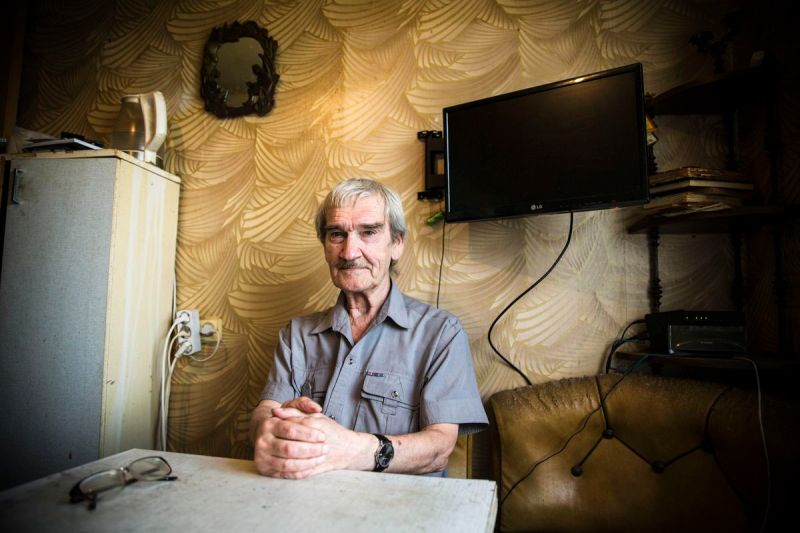 """Stanislav Petrov, a former Soviet military officer known in the West as """"The man who saved the world'' for his role in averting a nuclear war over a false missile alarm, died in May, 2015 at age 77."""