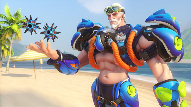 OVR_Presskit_SummerGames2021_013.0 Overwatch's Summer Games event returns with more sick abs than ever   Polygon