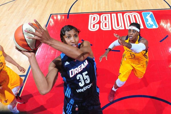 Angel McCoughtry sitting out part of 2017 WNBA season ...