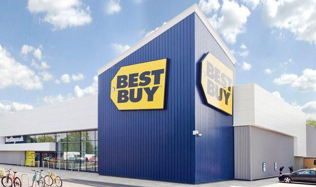 Best Buy UK store