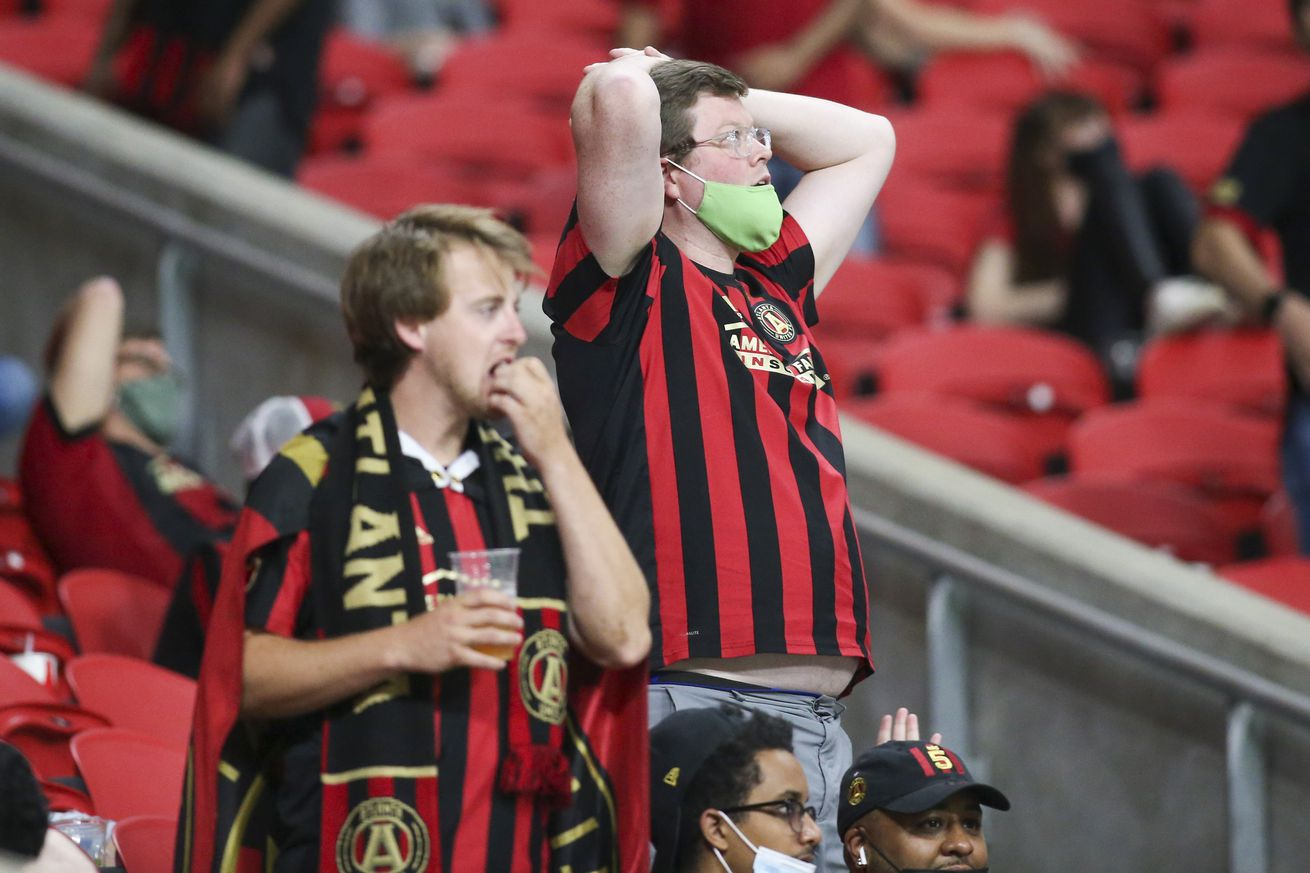 MLS: Concacaf Champions League-Philadelphia Union at Atlanta United FC