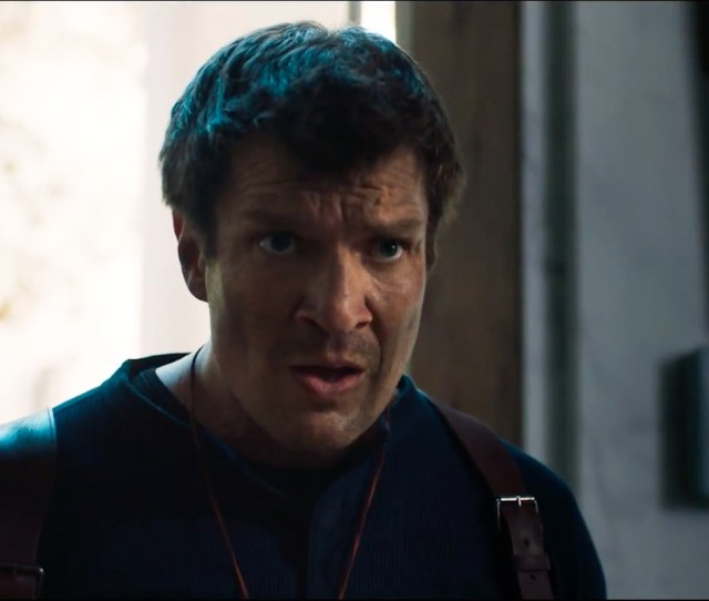 The Uncharted Protagonist Is The Role Fillion Was Born To Play