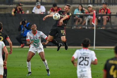 SOCCER: APR 13 CONCACAF Champions League - LD Alajuelense at Atlanta United