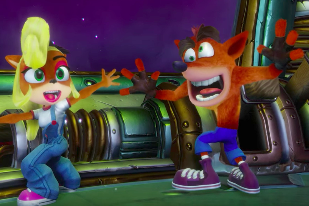 Is It Worth Revisiting Crash Bandicoot Polygon