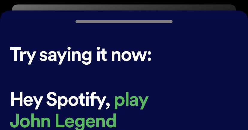 'Hey Spotify' is another hands-free way to control your music, rolling out now