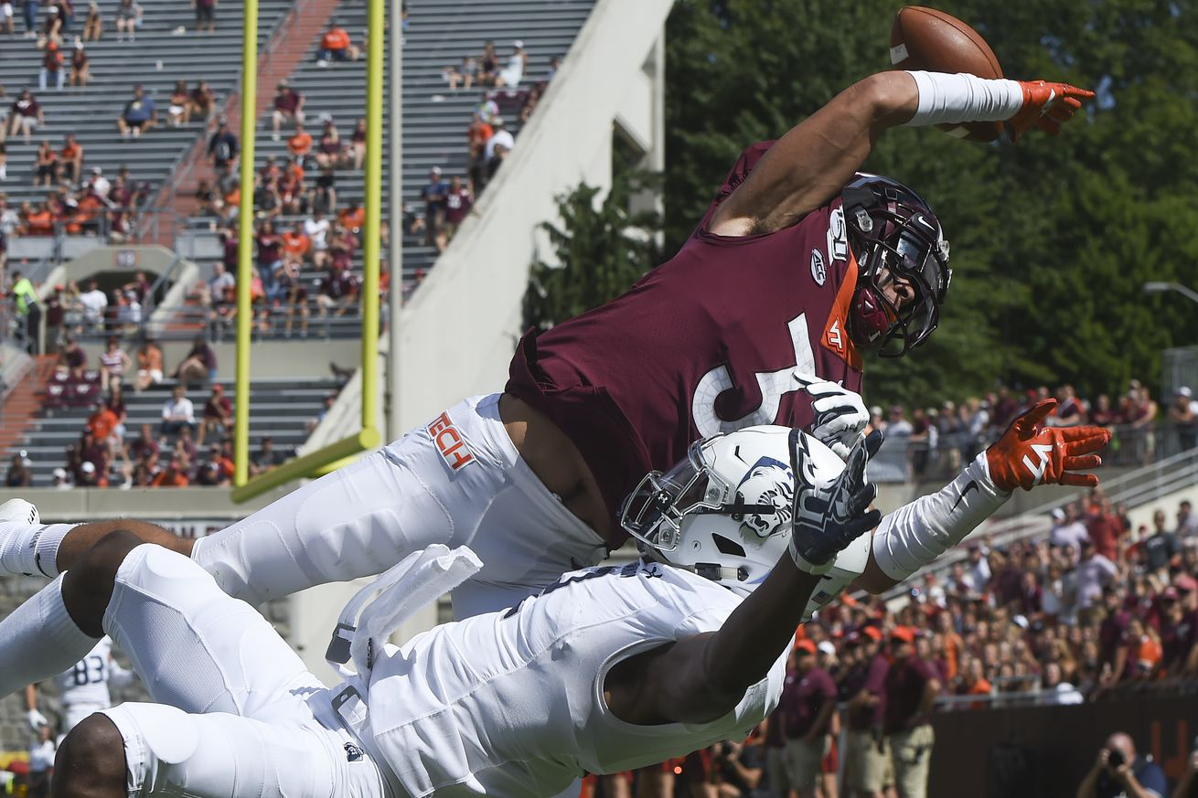 Old Dominion v Virginia Tech