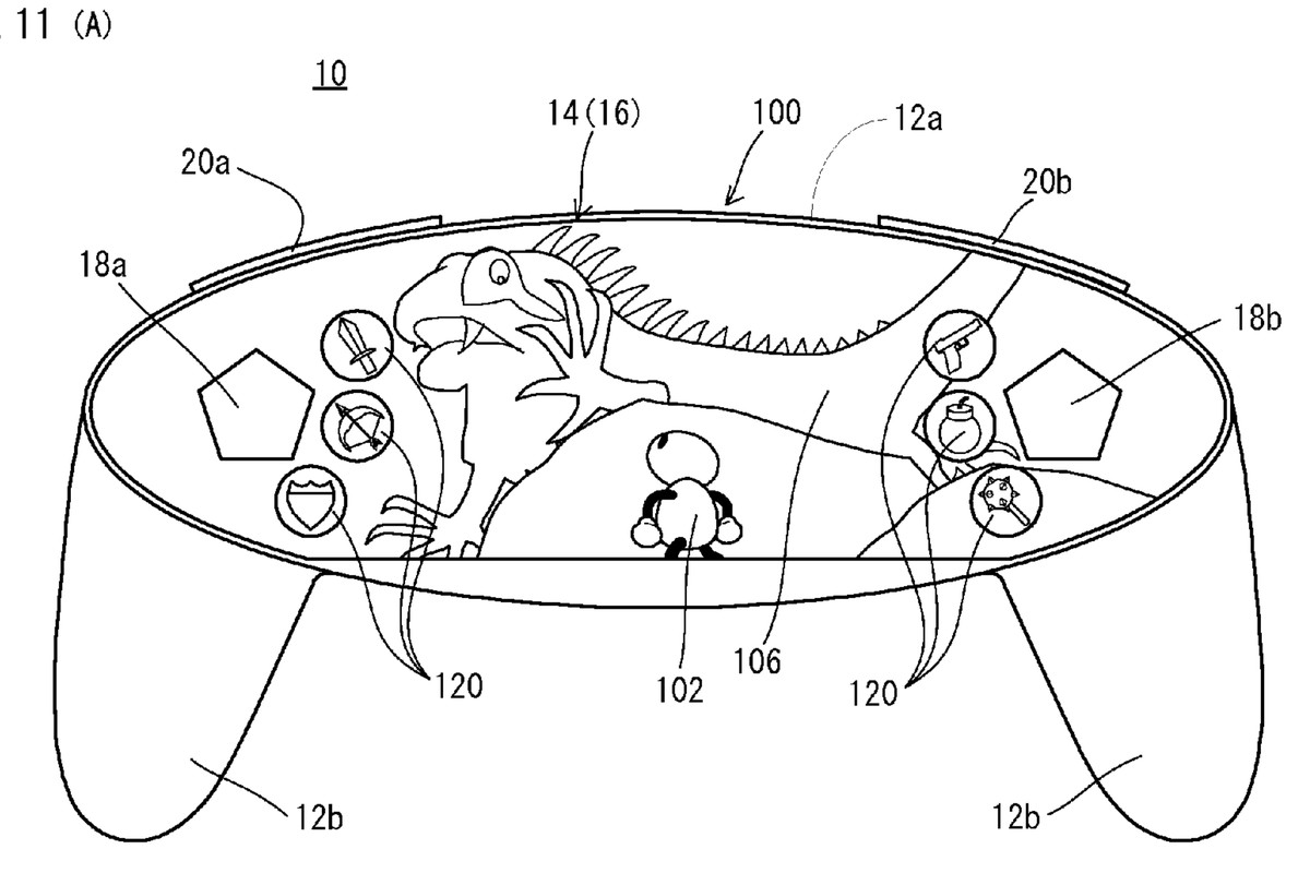 Nintendo Engineer S Patent Application Could Hint At New