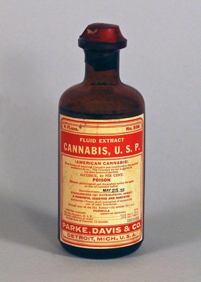 cannabis extract marijuana