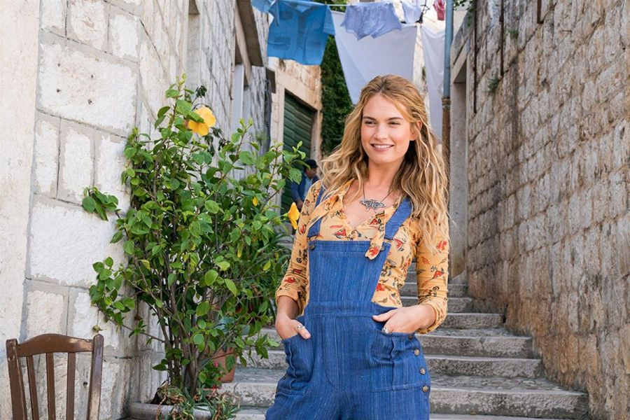 How  Mamma Mia  Here We Go Again  Modernizes  70s Fashion   Racked Young Donna in Mamma Mia  Here We Go Again  Photo  Universal Pictures