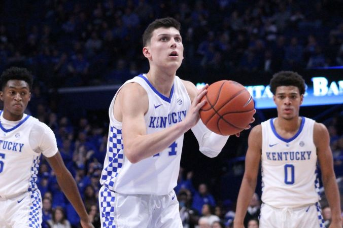 Image result for Kentucky Wildcats vs. Seton Hall Pirates College Basketball