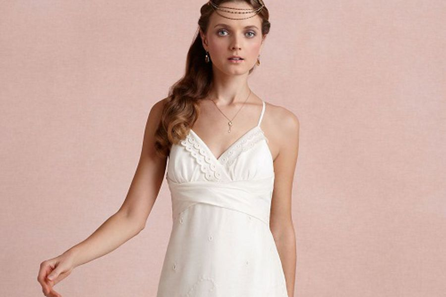 7 Need to Know Tips for Conquering BHLDN s First Ever Bridal Sample     Image credit  BHLDN