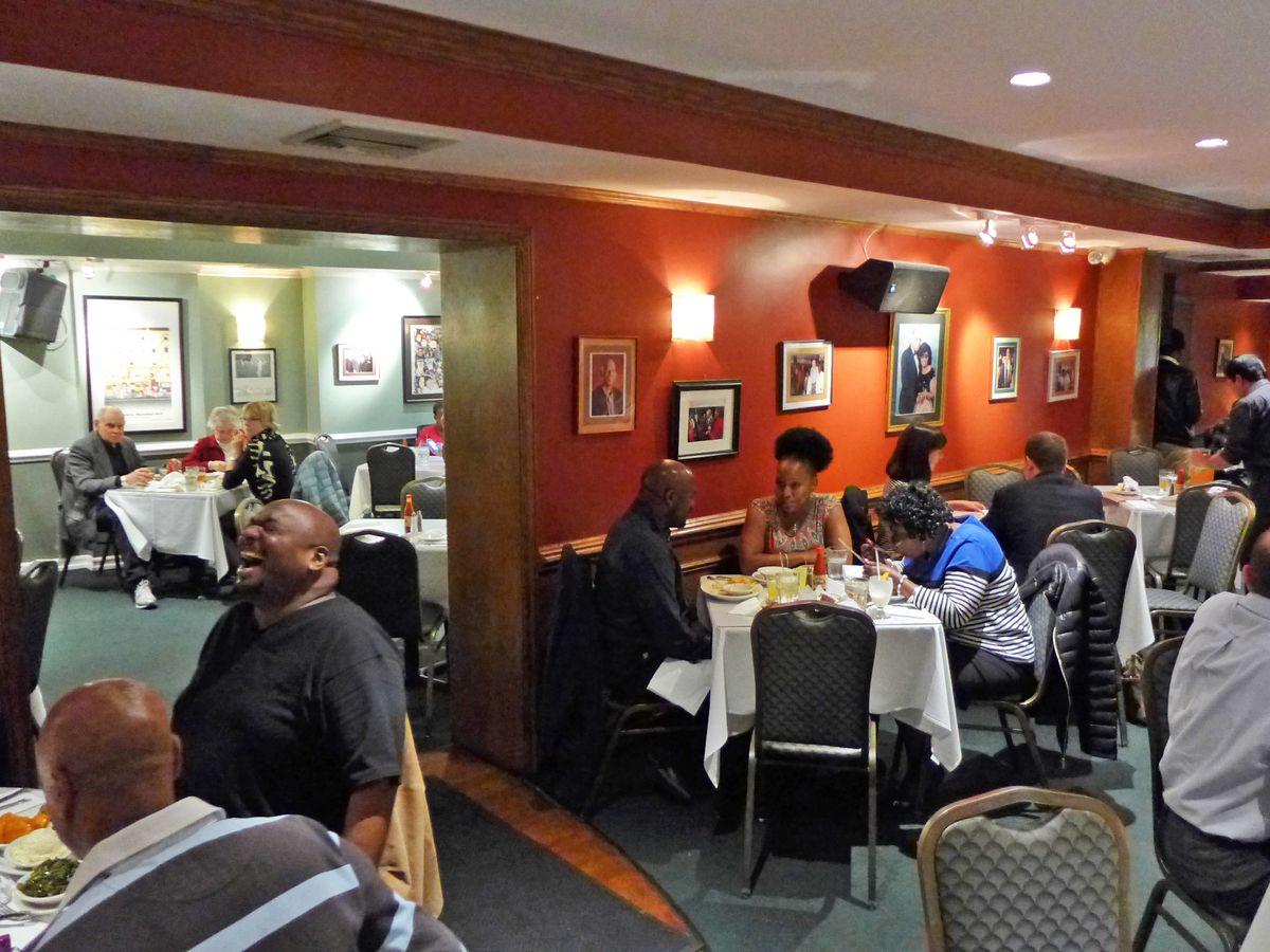 Upscale Soul Food Restaurants Nyc