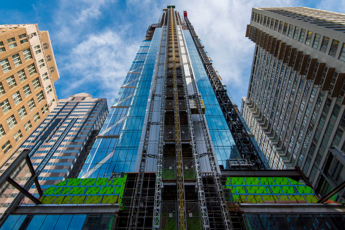 New Comcast Tower Running 67 Million Over Budget Curbed