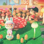 Animal Crossing New Horizons Seasonal Mushroom Diy Recipe List Polygon