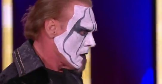 Sting still knows how to swing that baseball bat