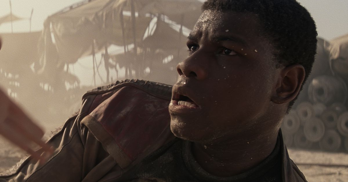 Go read John Boyega's unfiltered interview about how Disney (and Star Wars) sidelined him