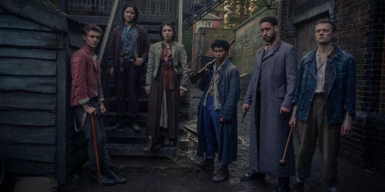 Netflix The Irregulars Release Date, Cast, and Plot