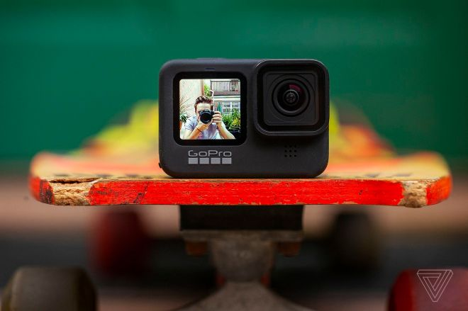 bfarsace_200914_4190_0006.0.0 GoPro's new Hero 9 Black adds a second color screen, better battery life, and 5K video for $450 | The Verge
