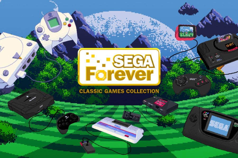 Sega wants to turn its classic catalogue into  the Netflix of retro     Photo  Sega