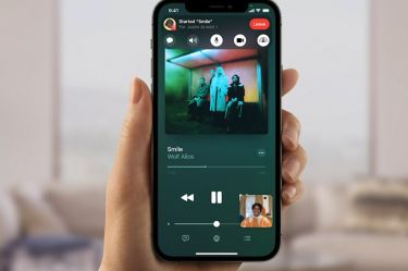 Apple is building video and music sharing into FaceTime