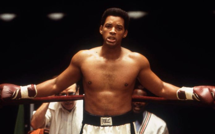 will smith as muhammad ali in ali