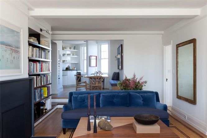 Seth Meyers S Modest West Village Two Bedroom Curbed Ny