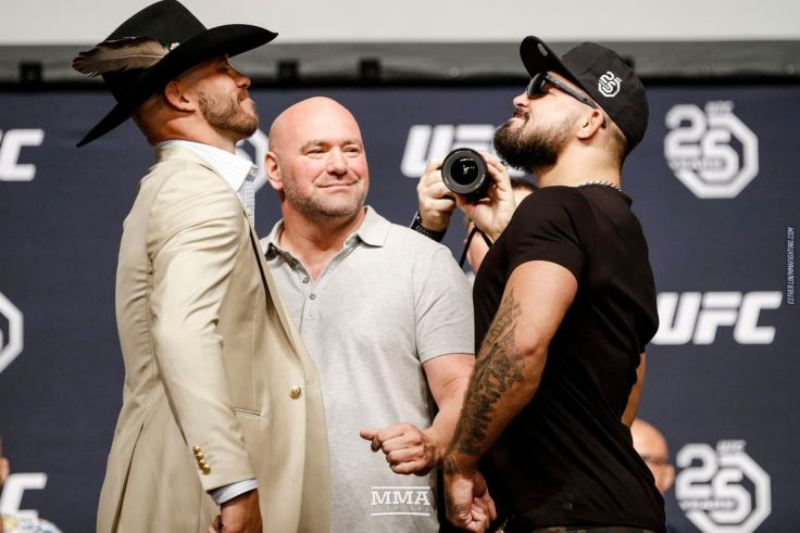 Image result for mike perry cowboy