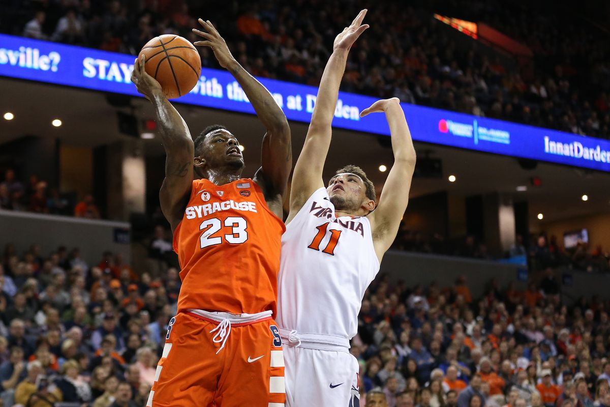 GameThread: Syracuse Orange (15-7) vs. Virginia Cavaliers (21-1) - Troy  Nunes Is An Absolute Magician
