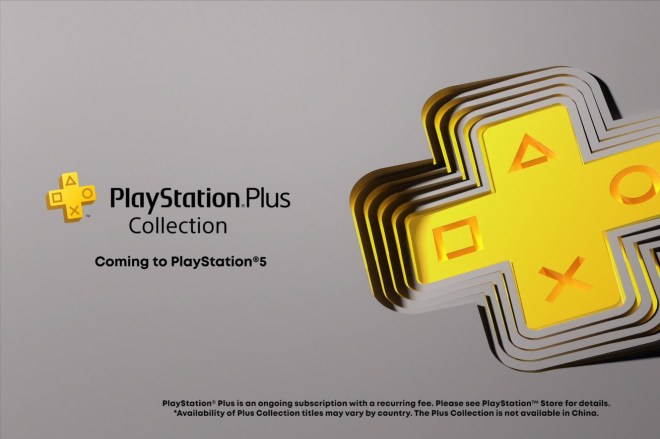 image.0 Sony's PlayStation Plus Collection will let you play a bunch of PS4 classics on PS5 at launch | The Verge
