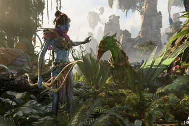 Watch the first trailer for Ubisoft's gorgeous Avatar game