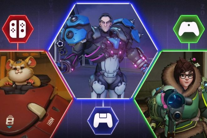 overwatch_crossplay.0 Overwatch is getting cross-platform play on PC and console   The Verge
