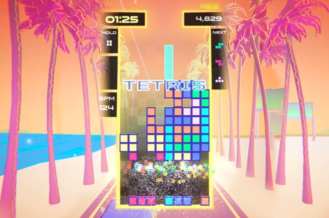 TetrisBeat_Screenshots_4.0 Apple Arcade is getting a musical take on Tetris | The Verge
