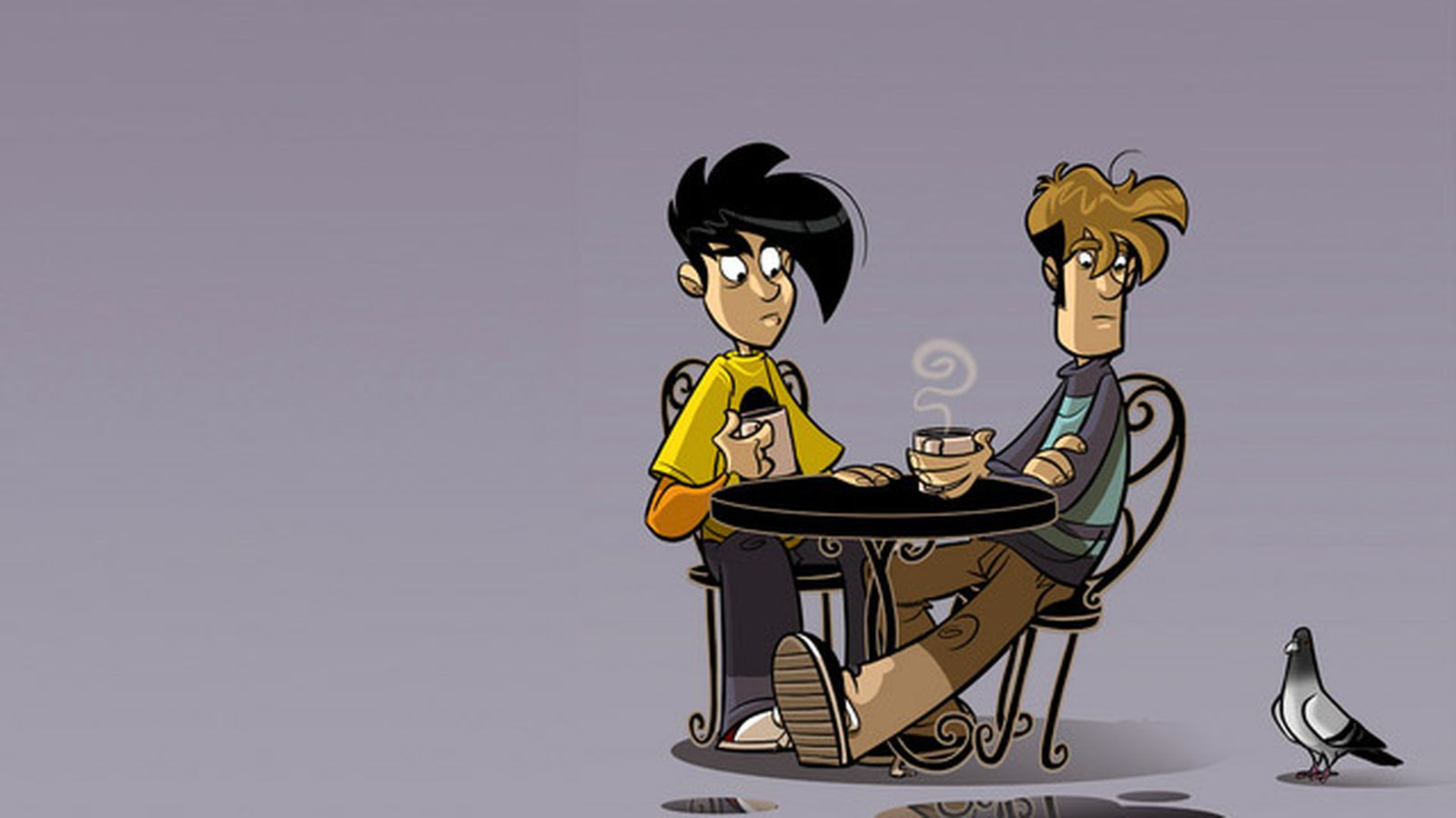 Penny Arcade Reaches 525000 Kickstarter Goal With Six Minutes To Spare No Ads On Homepage For