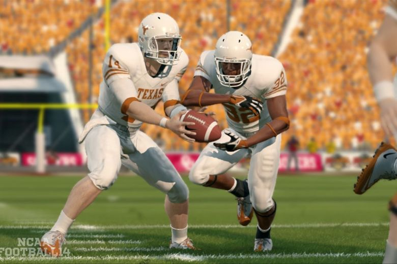 EA is bringing back college football games without college players - The  Verge