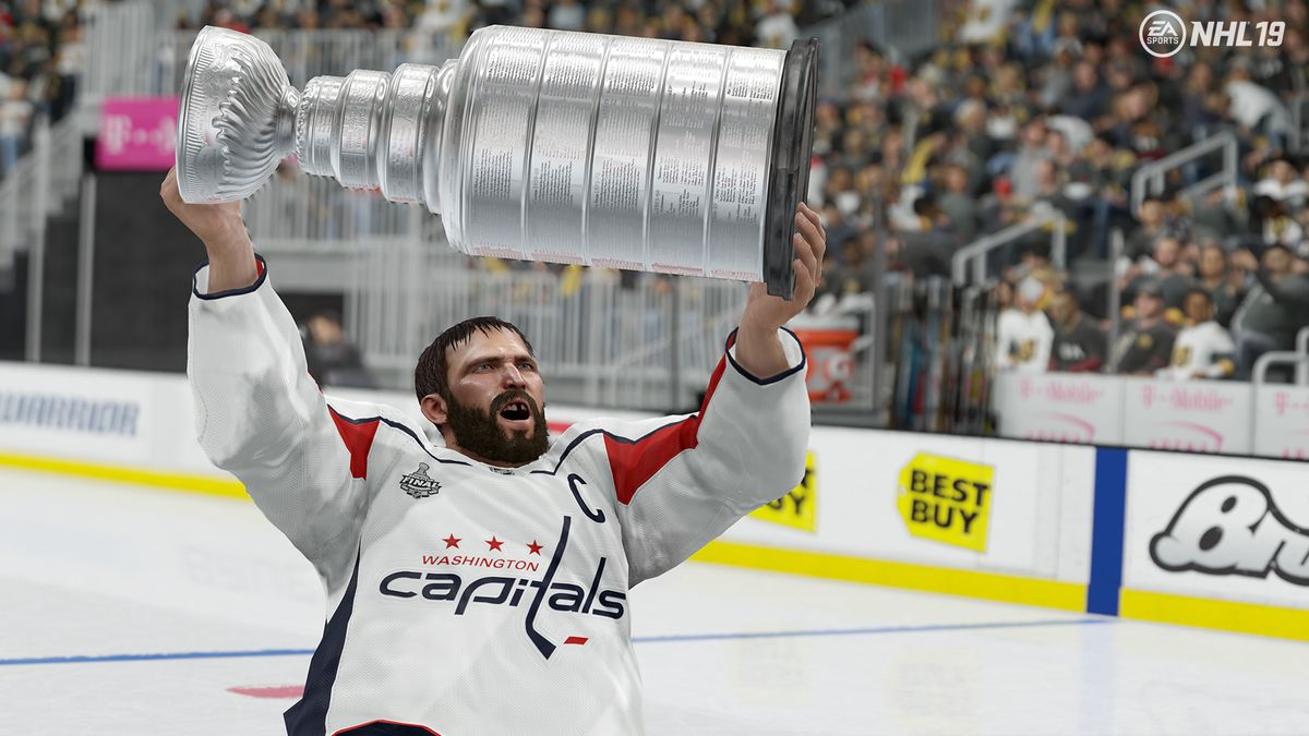 NHL 19 Review New Online Suite World Of Chel Is A