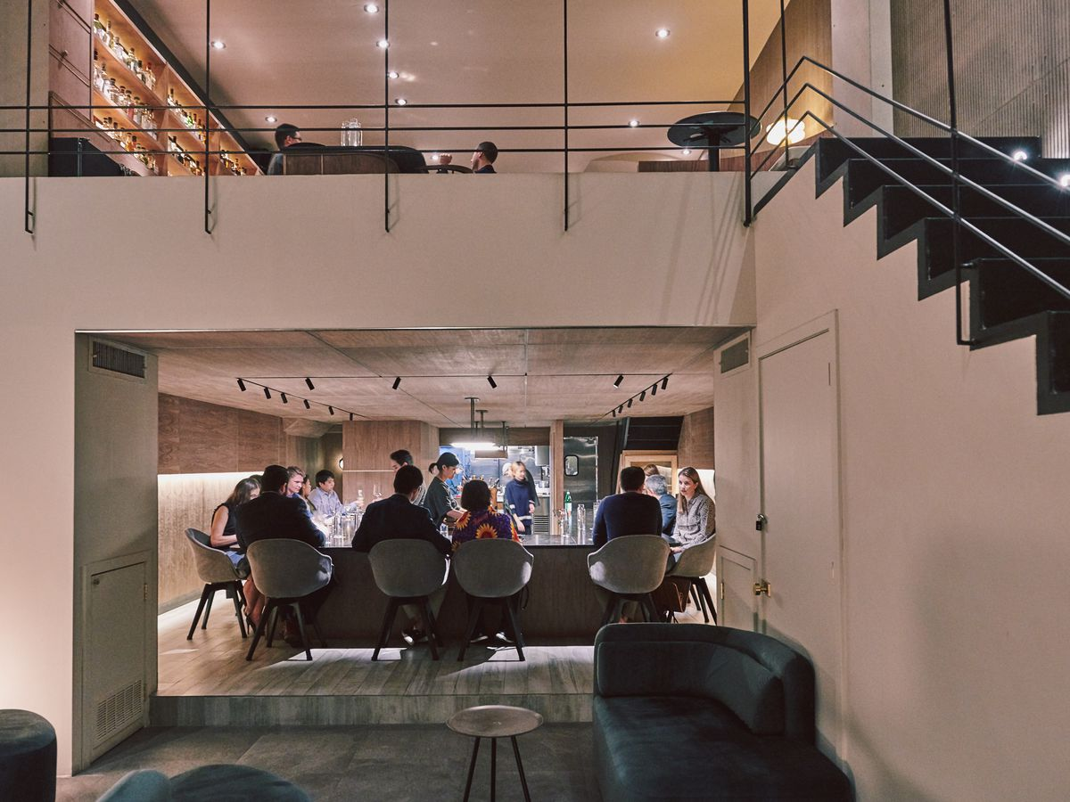 Nyc S 2019 Michelin Starred Restaurants Mapped Eater Ny