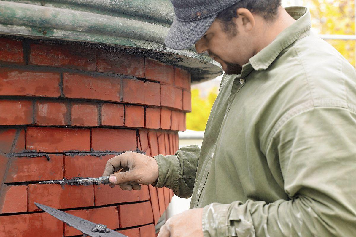 brick mortar repair in 6 steps this