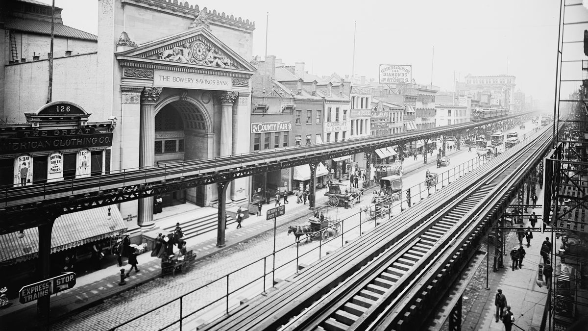 the bowery a comprehensive history of