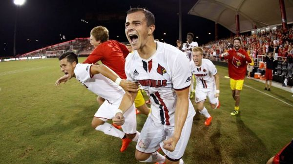Louisville men's soccer match promotions for 2017 - Card ...