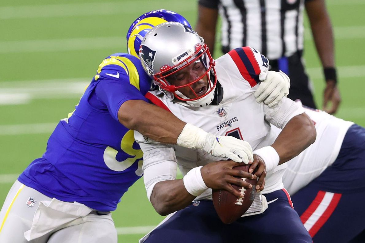 Rams vs. Patriots: LA holds New England to just 3 points - Turf Show Times