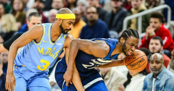Lakers vs. Timberwolves Final Score: Ice-cold start dooms ...