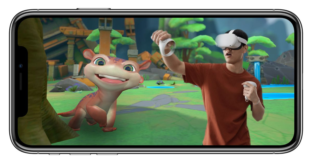Oculus' latest Quest update makes recording you and your games easier