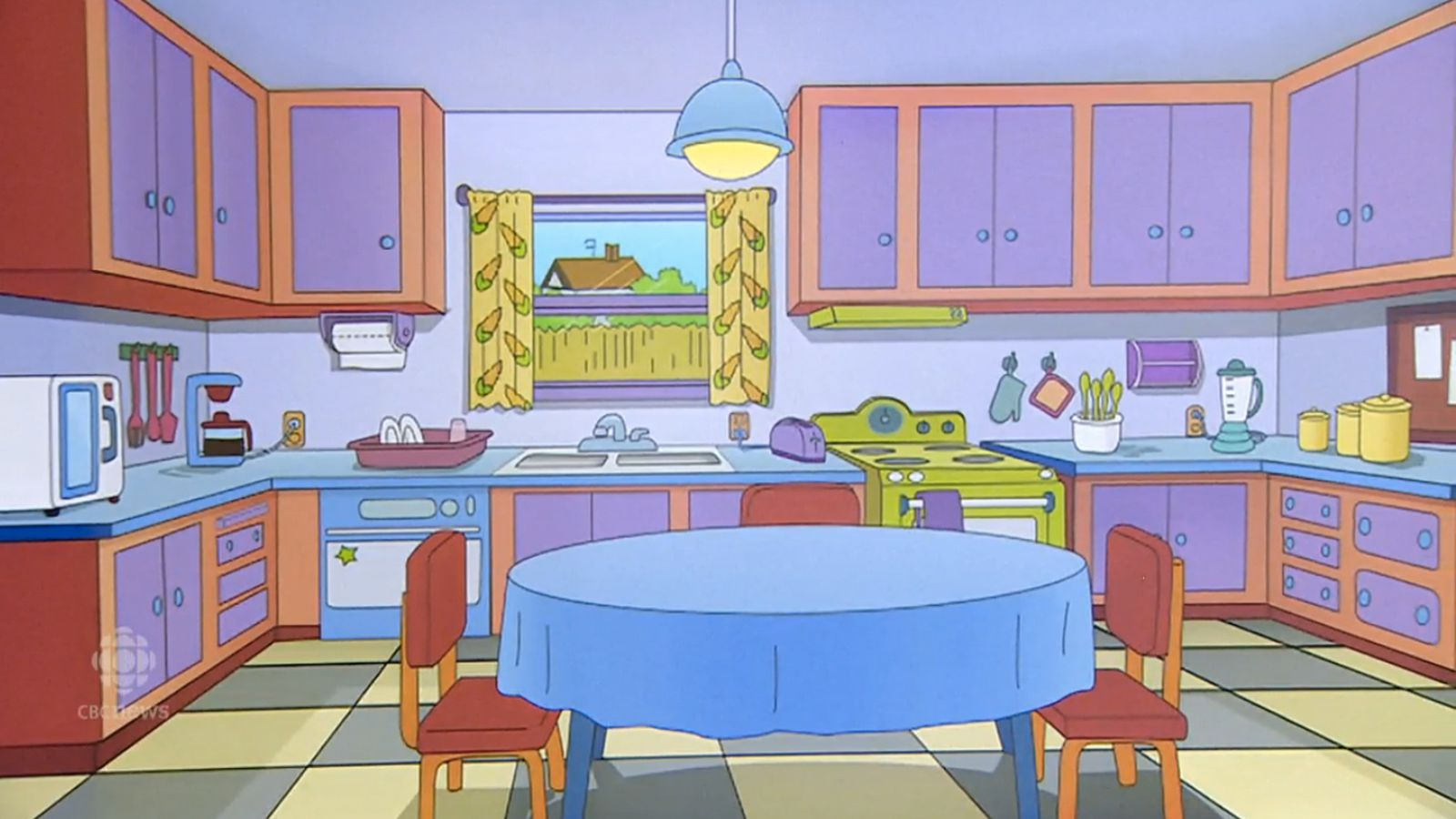 Brilliant Simpsons Fans Renovate Kitchen To Look Just