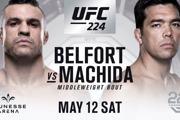 Image result for vitor belfort vs. lyoto machida