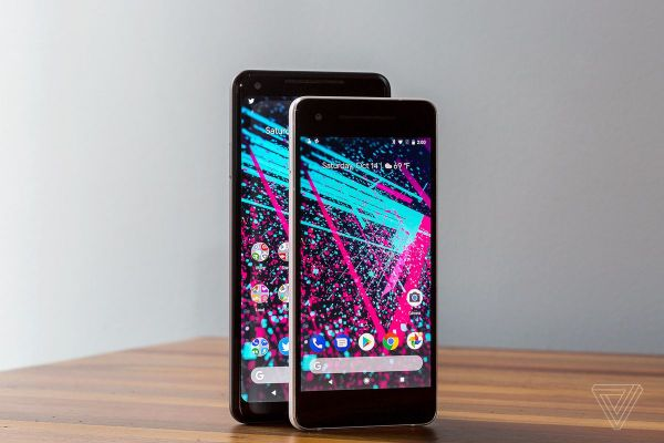 How big of a problem is the Pixel 2 XL's screen, really ...