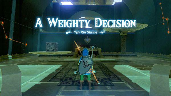 Zelda: Breath of the Wild guide: Yah Rin shrine location ...